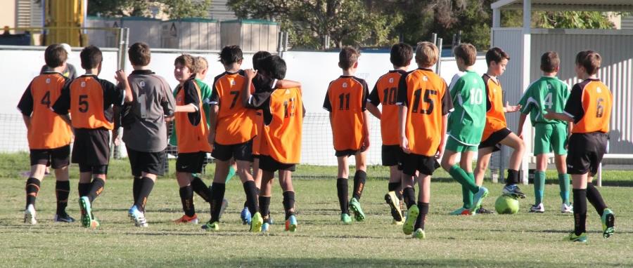 Easts Football Club Juniors