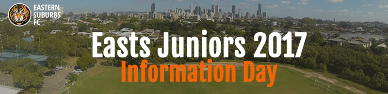 EASTS Juniors 2017 info day