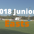 2018 Junior Football