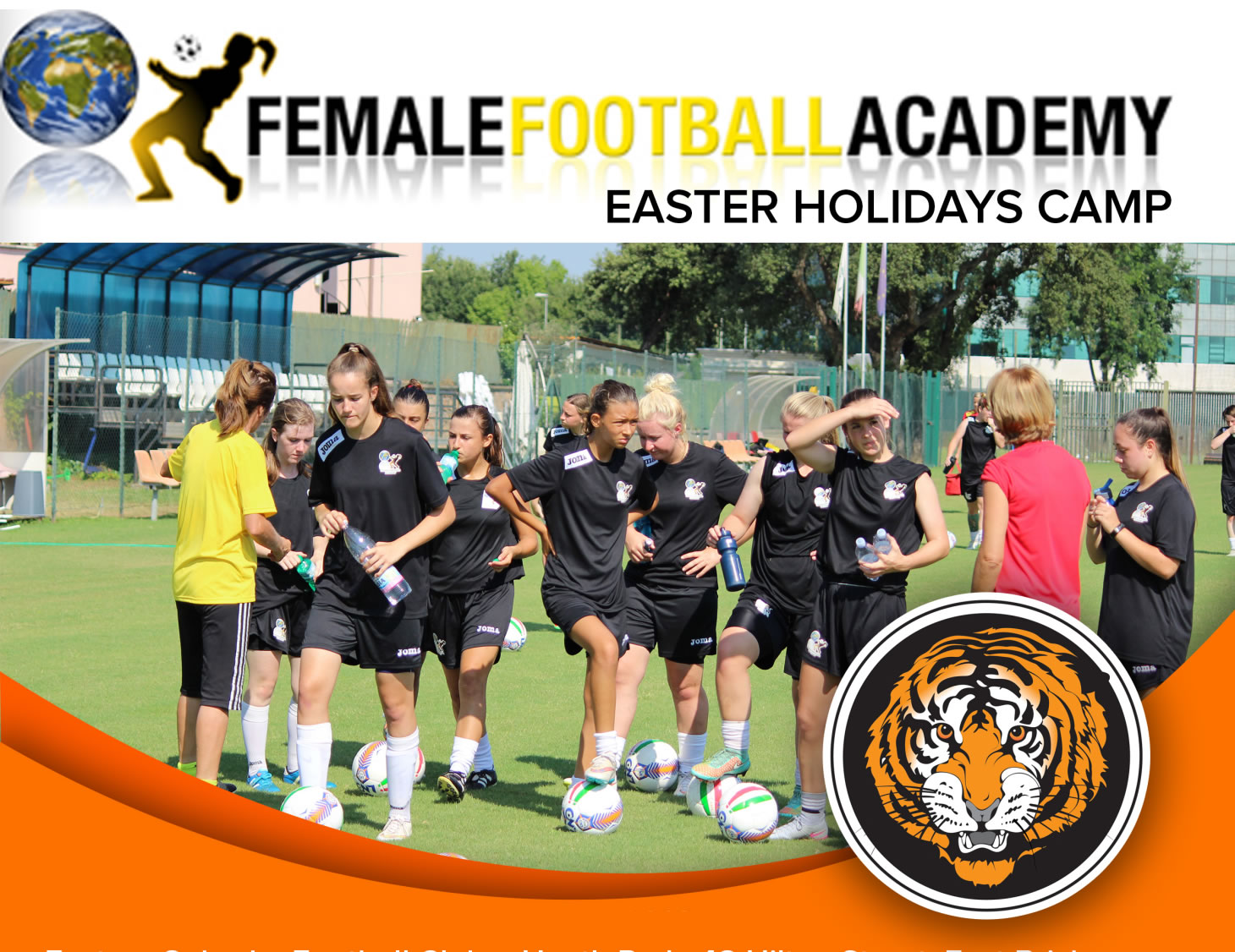 Female Football Academy Brisbane