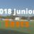 2018 Junior Football